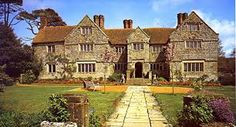 Barton Manor (originally from the Old English, burc-tun; alternates: Burton, Burtone, Berton, Barton) is a Jacobean manor house in Whippingham, on the Isle of Wight. While it retains two 17th century elevations, other frontages were renovated, as was the interior in the 19th century.[1] Two medieval lancet windows originated at a former Augustinian priory. Barton is the most northerly of all the Island manor houses.