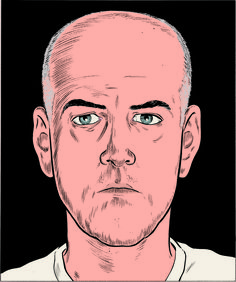 Daniel Gillespie Clowes (born April 14, 1961) is an American author, screenwriter, and cartoonist of alternative comic books.    Much of Clowes's work first appeared in his anthology comic Eightball, which featured self-contained serialized narratives. All of the serialized narratives have been collected and published as graphic novels, most notably Ghost World.