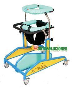ANDADOR INFANTIL ACTIVALL REHAGIRONA