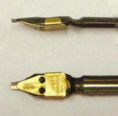 Troubleshooting a Calligraphy Dip Pen