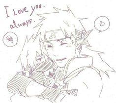 Kakashi, childhood young, cute, text, father, Sakumo, White Fang of Konoha; Naruto