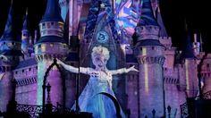 Celebrate The Magic 4K Ultra HD Walt Disney World Magic Kingdom Orlando
