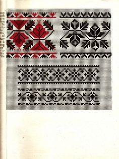 Gallery.ru / Фото #27 - 155 знаков украинской стародавней вышивки - vimiand