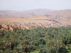 Dades Valley Morocco   #travel #holidays #vacations #каникулы #vacaciones #feriados