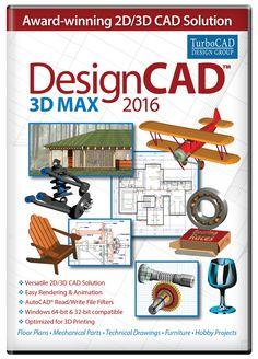 IMSI DesignCAD 3D Max 20.0 full