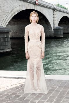 Givenchy Fall 2011 Couture - Collection - Gallery - Style.com