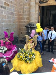 Costa Rican Easter Celebration