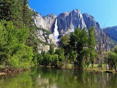 Waterfalls to Add to Your Bucket List: Yosemite Falls