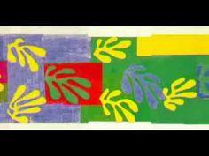Henri Matisse Cartoon by 4Cats Arts Studio
