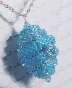 The beaded bead - free pattern