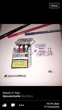 Demain j'arrête (not) de fumer, de vivre, de croire, d'être libre #jesuicharlie #charliehebdo