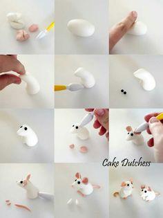 Cake dutchess tutorial