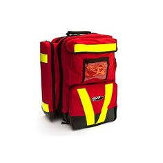 Ultimate EMS Backpack Has place for 'D' Cylinder (not included) by Kemp Zombie Apocalypse Survival, Medical Bag, Zipper Pouch, Ems, Backpacks, Lifeguard, Firefighters, Dividers, Safety