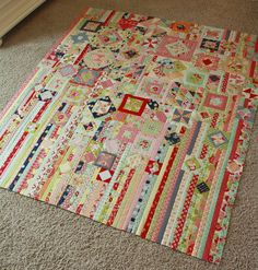 Gypsy Wife Quilt | This is my version of the Gypsy Wife quil… | Flickr