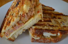 Sheilahs Kitchen: Meatloaf Panini