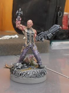 You Magnificent Bastards: Infinity Aleph Deva Functionary (Male)