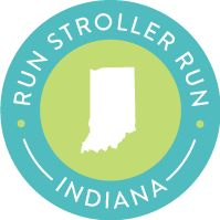 Stroller friendly races in Indiana #strollerrrunner #stroller #running #Indiana