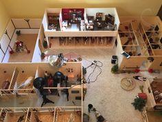Messy.... studio..?