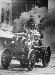 Buzmans Antique Fire Trucks Home Page