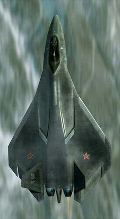 Sukhoi PAK-FA, Russian concept stealth superfighter