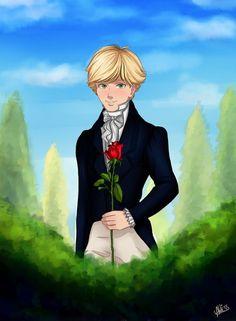 Victorian Adrien (Miraculous Ladybug)
