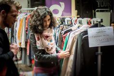 Yard Sale Browsing @ Wonder Boutique