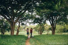Walking in the park :  Karen�s maternity and family shoot in Bryanston