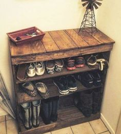 Wooden Pallet Projects, Wooden Pallet Furniture, Wooden Pallets, Wooden Diy, Diy Furniture, Pallet Wood, Outdoor Furniture, Pallet Bench, Outdoor Pallet