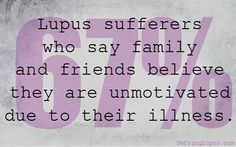 Defying #Lupus: How Communication Can Help Save a Life (April 11, 2014) • An eye-opening post about the disconnect between lupus sufferers and how they are perceived by others.