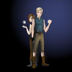 Bracken and Kendra