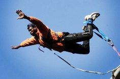 Bungee Jump for One or Two from R210 at Bungee Mogale (Up to 45% Off)