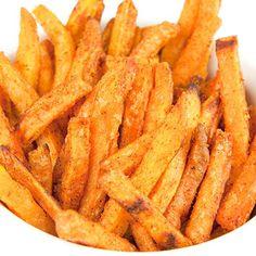 Sweet potato fries recipe - really, really good!