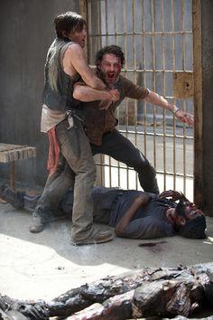 "Daryl, Rick, & Tyreese ""Isolation"""