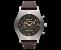 Panerai Mare Nostrum Titanium Chronograph - Luxuryes