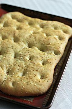 Lagana (Greek Lenten Bread) – Elly Says Opa! Greek Bread, Greek Recipes, Yummy Recipes, Lenten, A Food, Breads, Easy Meals, Vegetarian, Yummy Food