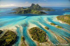 Bora Bora looks amazing