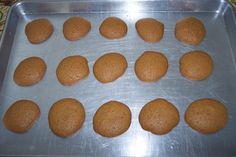 My Special Homestead - Getting Back to Basics: Grandma's Old-Fashioned Molasses Cookies Cookie Desserts, Cookie Recipes, Old Fashioned Molasses Cookies, Toffee Bars, Homestead, Amazing Gifts, Runners, Food, Recipes For Biscuits