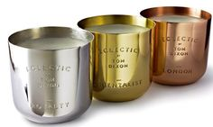 candles - the eclectic collection by tom dixon