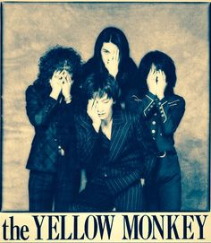 the yellow monkey イエモン イエローモンキー