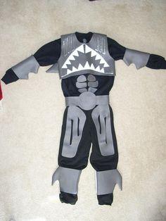 Shark Boy Costume | Flickr - Photo Sharing!