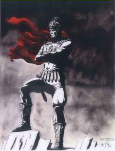 Centurion by ~avix on deviantART