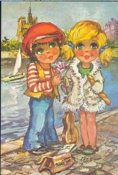 Blog de clochette45140 -  mes poulbots!!! - Skyrock.com