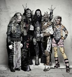 "LORDI: enter European charts with new album!    The Finnish monster rockers LORDI invade the European charts with their new album ""To Beast Or Not To Beast"":    #8 in Finland  #56 in Germany and  # 95 in Switzerland.    Congratulations!"