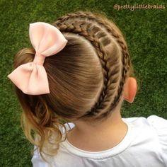 20 Adorable trenzado Peinados para niñas
