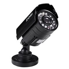ZOSI HD 24 IR-LEDs CCTV Digital camera House Safety Day/Night time Waterproof Digital camera The digital camera is provided with 24 infrared LEDs, w Cheap Security Cameras, Wireless Security Cameras, Wireless Home Security Systems, Security Camera System, Cctv Surveillance, Security Surveillance, Nocturne, Video Security, Security Tips