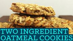 How To Make Easy Healthy Homemade Oatmeal Cookies - Mind Over Munch Two ...