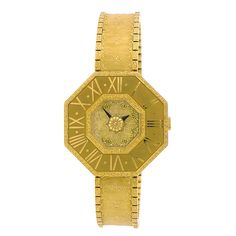A Buccellati Grand Watch to die for ...