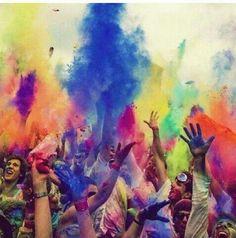 holi festival of colours rome 2014