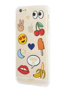 Emoji Sonix Phone Case