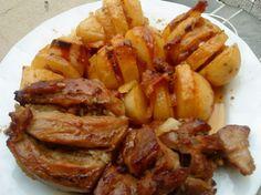 Roast veal recipe | Serbian CookBook